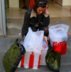 Paris alışveriş
