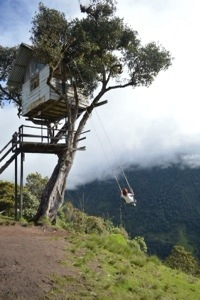 Ekvador da gezilecek yerler