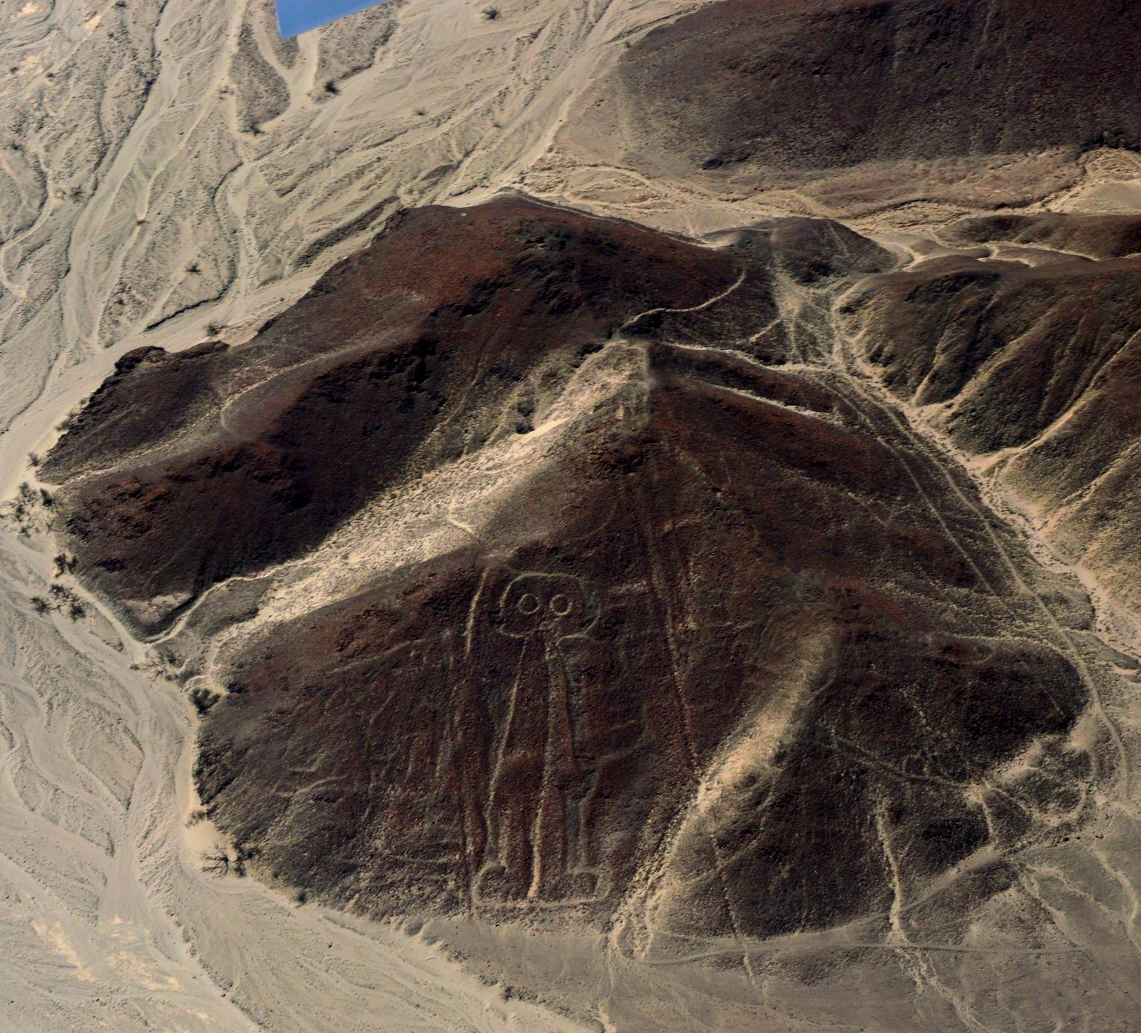 Nazca çizgilerine nereden gidilir