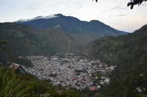 Banos,Ekvador