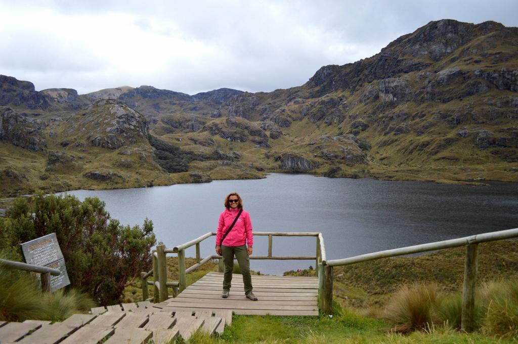 Cahas Ulusal Park Cuenca