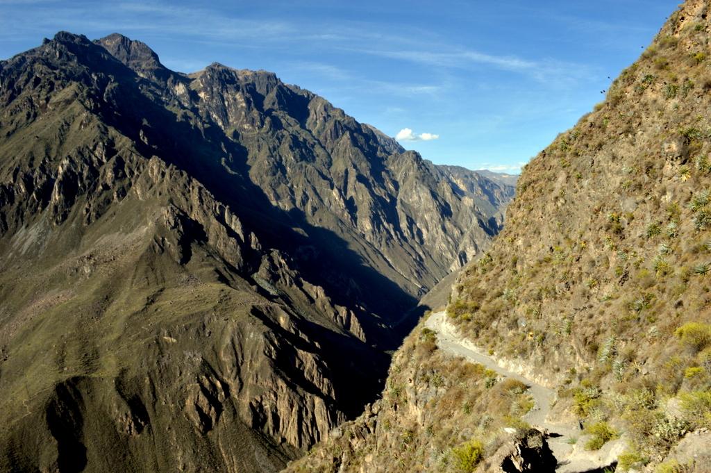 Arequipa gezilcek yerler