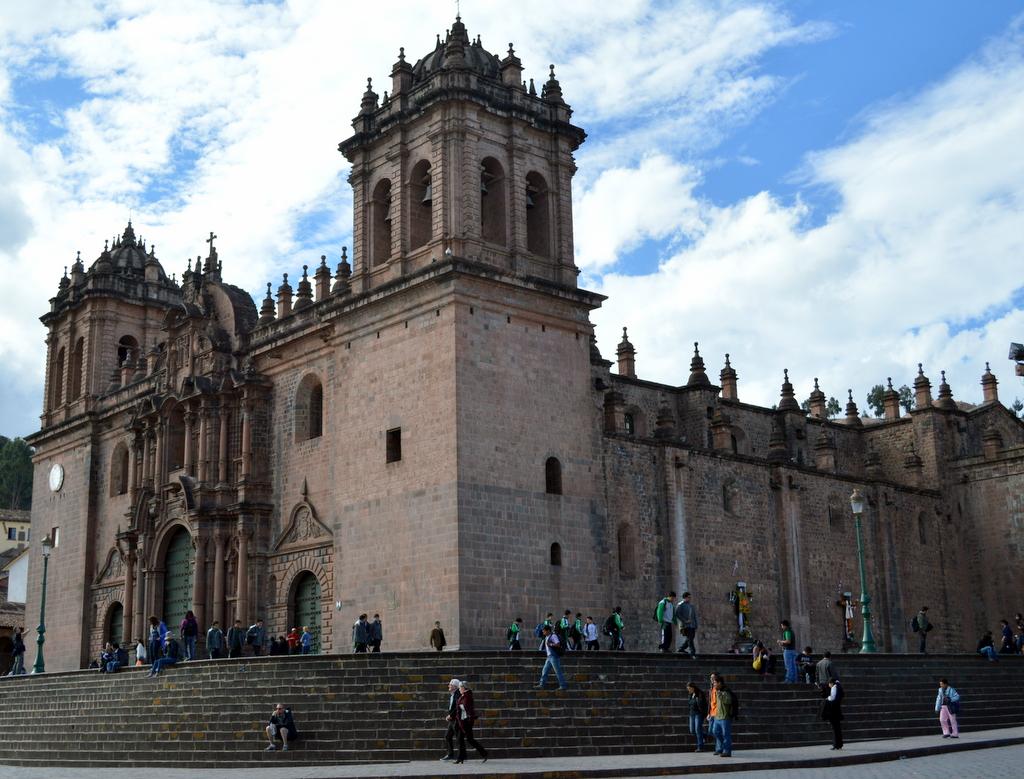 Cusco gezilecek yerler