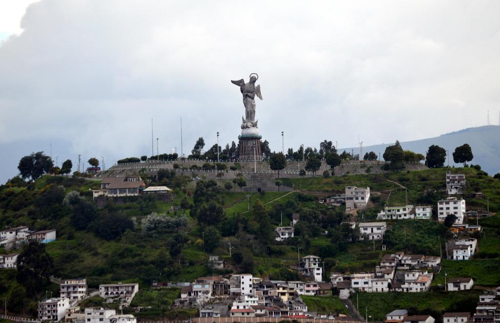 Ekvador gezilecek yerler