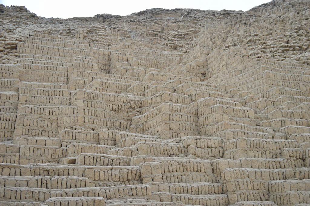 İnka rotası, Peru