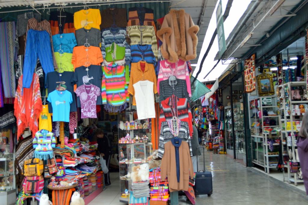 Lima' da nereden alişveriş yapılır