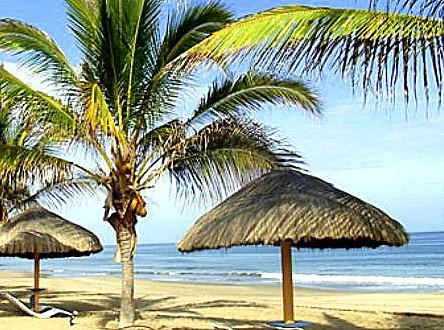 Peru' nun en güzel sahilleri