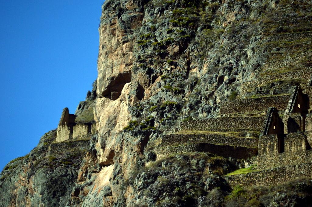 Ollantaytambo gezilecek yerler