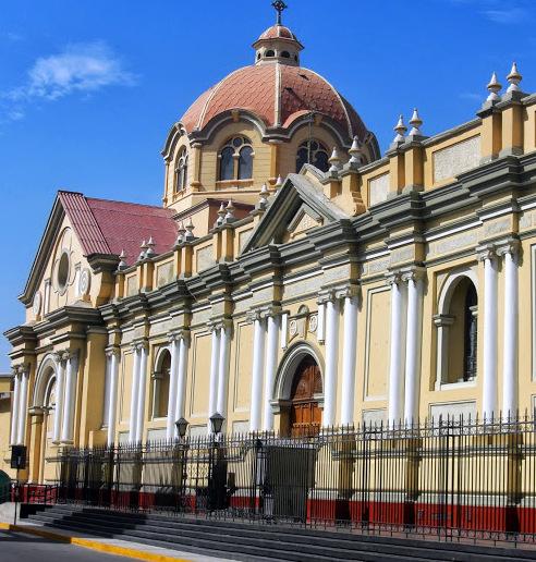 Kuzey Peru gezilecek yerler