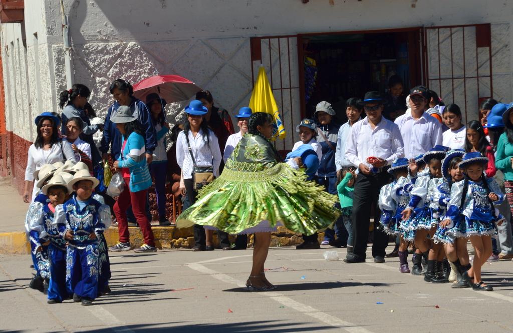 Cusco çevresi gezilecek yerler