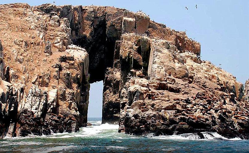 Lima sahilleri görülecek yerler,  Peru