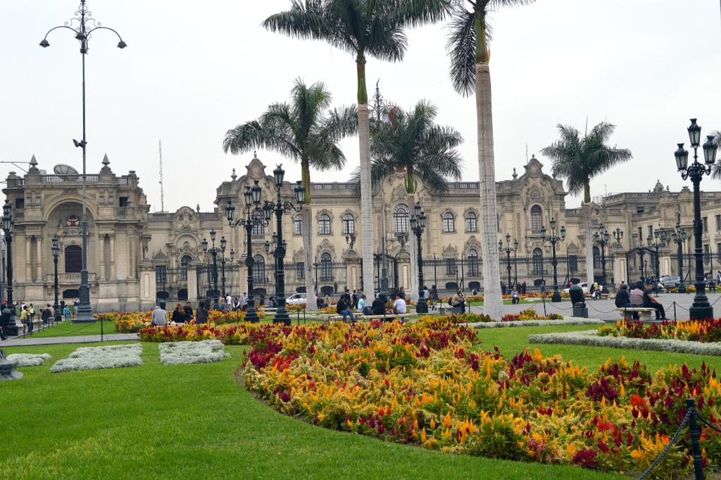 Peru gezilecek yerler