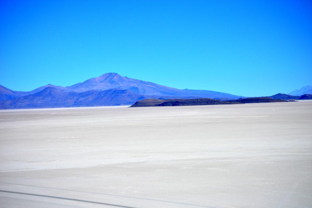 Dünyanın en büyük tuz gölü, çölü