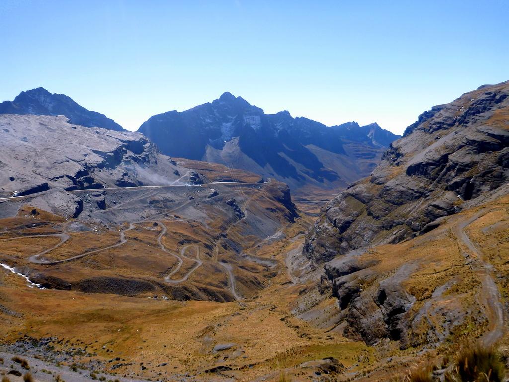 Bolivya görülmesi gereken yerler