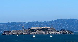 Dünyanın en ünlü hapishanelerinden Alcatraz, San Francisco