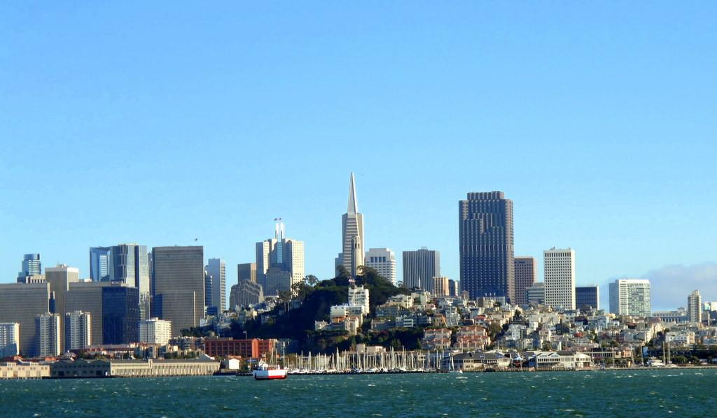 San Francisco, Kaliforniya, Kuzey Amerika