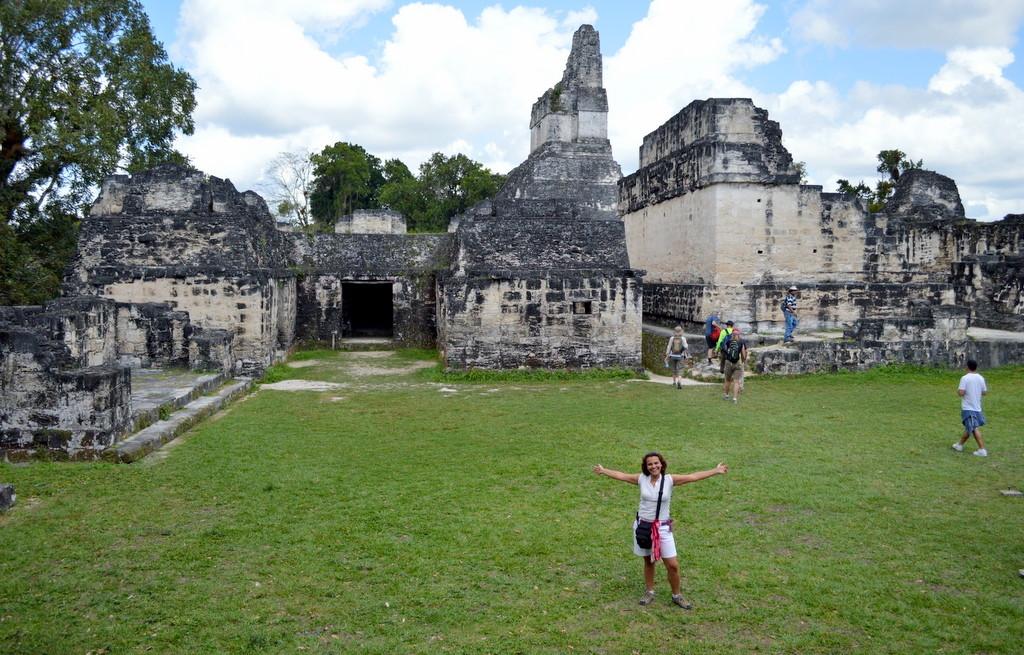 Guatemala gezilecek yerler