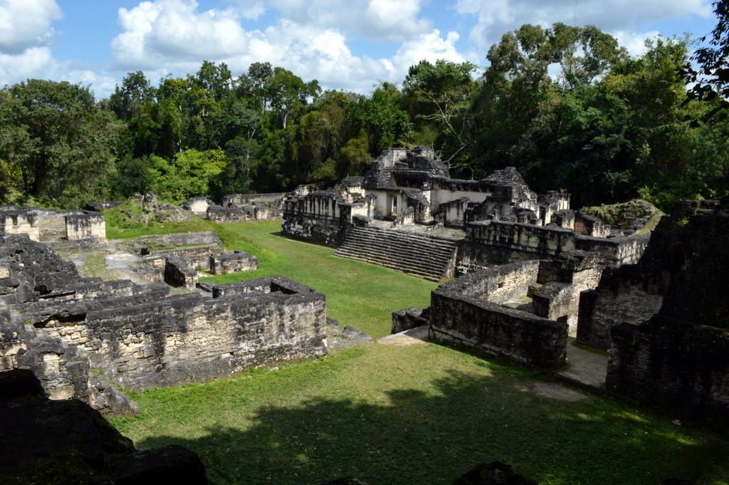 Mayaların kayıp şehri Tikal nerde