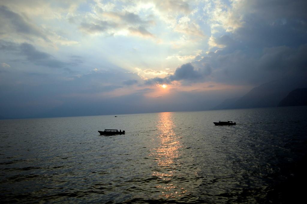 Atitlan gölü gezilecek yerler