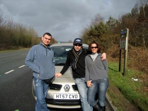 İngiltere araç kiralama