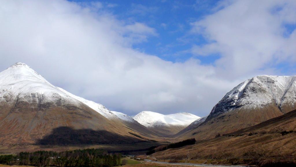 Kuzey İskoçya yolları