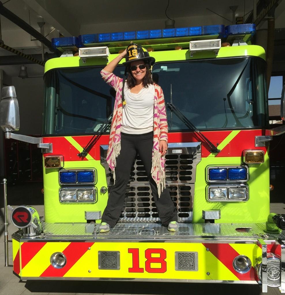 fireman, santiago