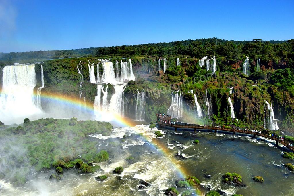 Iguazu Selaleleri 1984 yılında UNESCO dünya mirasına listedine alındı