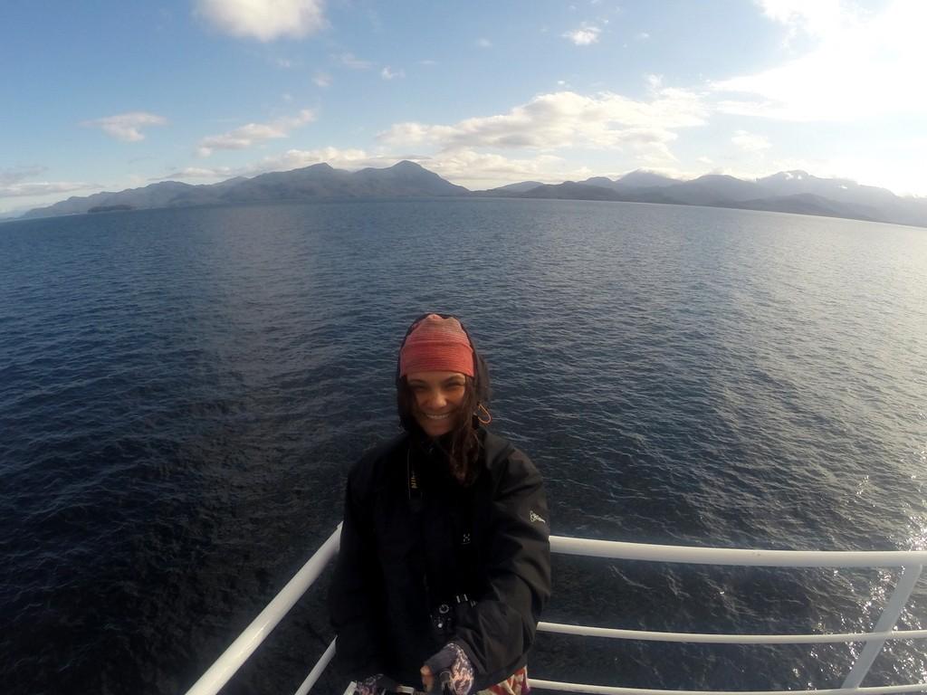 Şili Patagonya