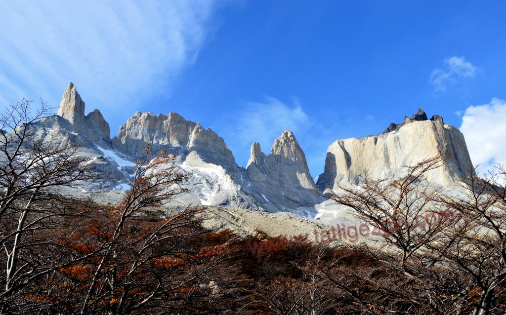 Patagonya hiking