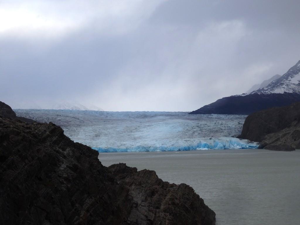Patagonya buzulları