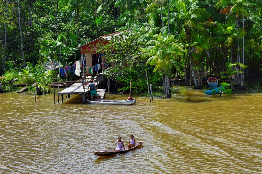 Amazon da yaşam nasıl