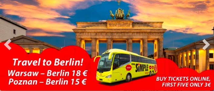 Avrupa' da ucuz ve uygun otobüs biletleri