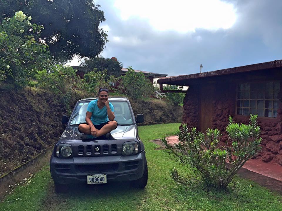 Kosta Rika Araç Kiralama