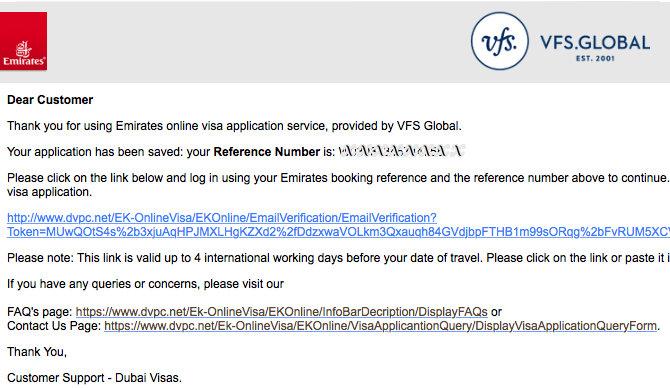 Birleşik Arap Emirlikleri' ne hızlı ve kolay vize