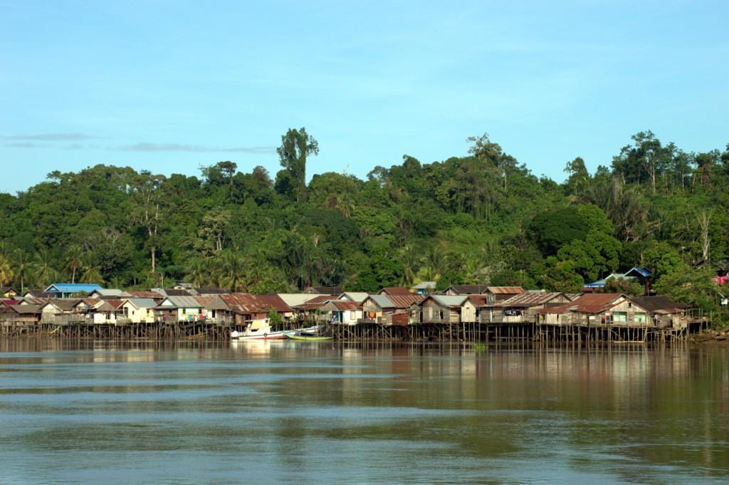 Kalimantan Adası Gezilecek yerler