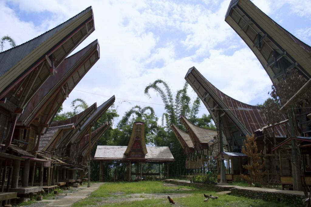 Sulawesi Adası Gezilecek yerler